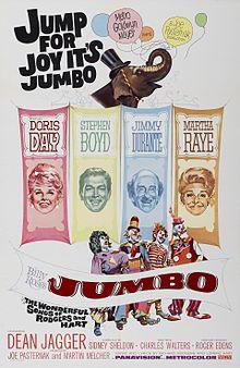 Billy Rose's Jumbo movie