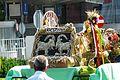 Poznan City Harvest 2015, parade.JPG