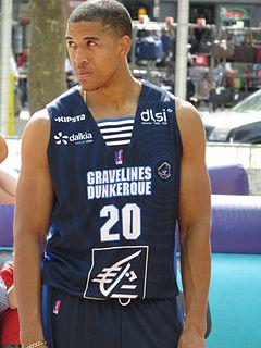 British basketball player
