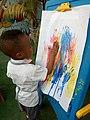 Practical life class art Adebabs Inland Montessori School.jpg