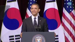파일:President Obama Korean Wave.ogv