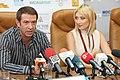 Press-conference of Vladimir Mashkov and Alexei Uchitel - Odessa International Film Festival - 17 July 2010 - 4 - Vladimir Mashkov.jpg