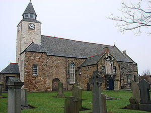 Prestonpans - Image: Prestonpans Old Parish Church geograph.org.uk 637763