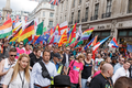 Pride in London 2016 - The parade setting off from Portland Place.png