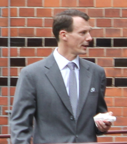 Prince Joachim of Denmark after visit Flensburg Lion Exhibition.png