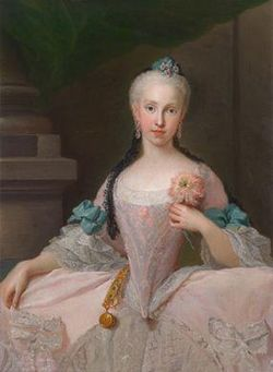 Princess Maria Amalia of Saxony future Queen of Naples and Spain by Guiseppe Bonito.jpg