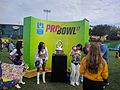 Pro Bowl Cheerleaders and the Pro Bowl Trophy (32178484120).jpg