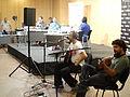 Programa El Matí de Catalunya Ràdio - centre de congressos d'Andorra la Vella.JPG