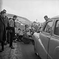 Protest gyntaf Cymdeithas yr Iaith, Pont Trefechan, 1963.jpg