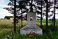 Przydrożny krzyż. Wieś Kolnik, pow. gdański - panoramio.jpg