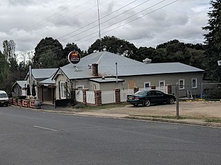 Laggan, New South Wales Town in New South Wales, Australia