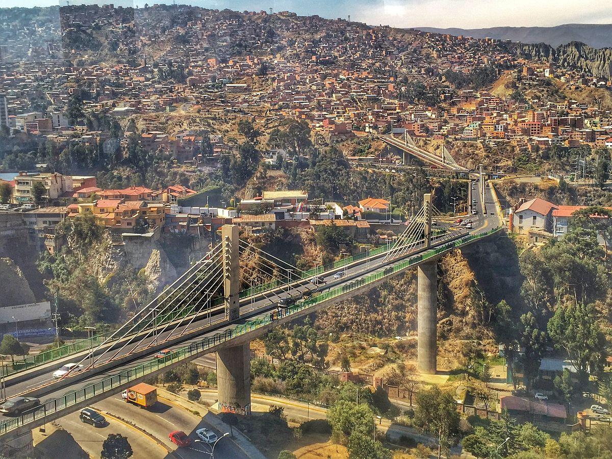 Municipal Credit Union >> The Triplets bridges - Wikipedia