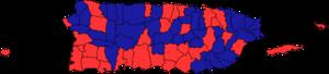 Puerto Rican general election, 2004 - Image: Puerto Rican general election, 2004 map