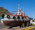 Puerto de Vestmannaeyjar, Heimaey, Islas Vestman, Suðurland, Islandia, 2014-08-17, DD 089.JPG