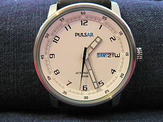 Seiko - Pulsar Montre 4