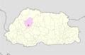 Punakha Talo Gewog Bhutan location map.png