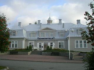 Punkalaidun Municipality in Pirkanmaa, Finland