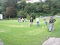 Putting green on Lynmouth Common - geograph.org.uk - 940559.jpg