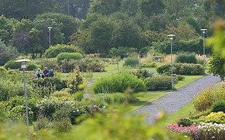 University of Helsinki Botanical Garden botanical garden in Helsinki, Finland