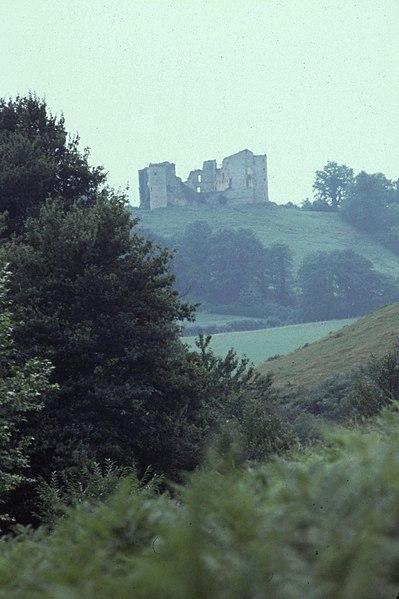 Pyrénées-Atlantiques Ayherre Chateau De Belzunce 071985