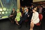 Queen Elizabeth II, Titanic Belfast, 2012 (24).jpg