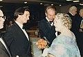 Queen Mother attends Honorary Fellows Dinner, 3rd June 1982.jpg