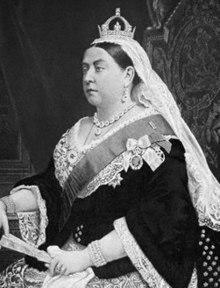 Victoria av Storbritannia – Wikipedia