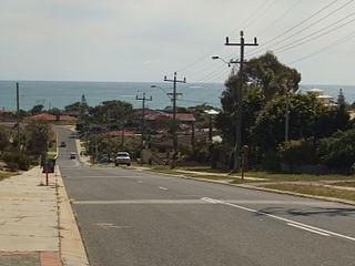 Quinns Rocks, Western Australia Suburb of Perth, Western Australia