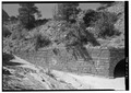RETAINING WALL AND CULVERT TAILWALL - Zion-Mount Carmel Highway, Springdale, Washington County, UT HAER UTAH,27-SPDA.V,3-30.tif