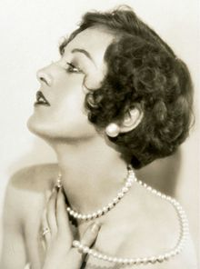 Joan Crawford el 1930