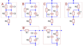 RIAA filter topologies per Stanley Lipchitz.png