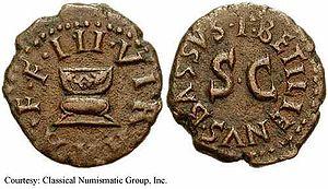 Quadrans - Augustus Quadrans