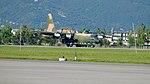 ROCAF C-130H 1320 Landing down Hualien Air Force Base Runway 20170923a.jpg