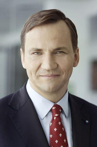 Radosław Sikorski - Image: Radoslaw Sikorki 2