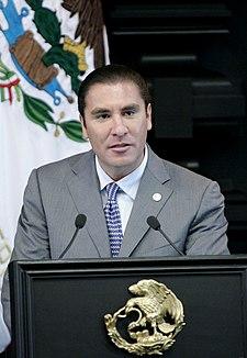 Rafael Moreno Valle Rosas