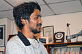 Rafaell Russell at BNWIKI12 celebration in Chittagong (03).jpg