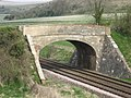 Railway Bridge near Warminster - geograph.org.uk - 1238271.jpg