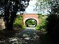 Railway Bridge north of Tostock - geograph.org.uk - 222454.jpg