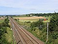 Railway line at Breckenry - geograph.org.uk - 543436.jpg