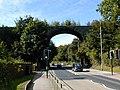 Railway viaduct north-west of Pontefract - geograph.org.uk - 55643.jpg