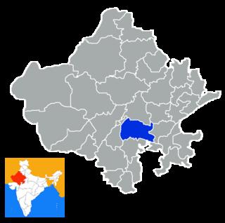 Bhilwara district District of Rajasthan in India