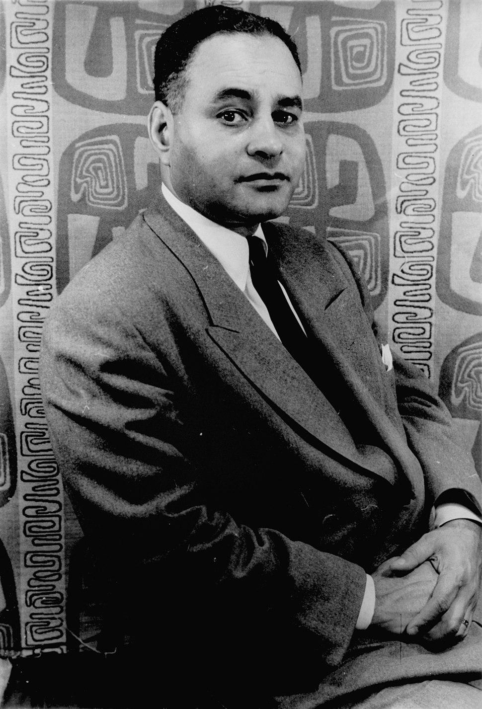 Ralph Bunche, 1951