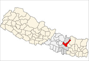 Ramechhap district location.png