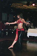 Randa Kamel Egyptian Bellydancer 2007 4.jpg