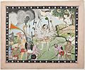 Ravana Receiving a Boon from Shiva LACMA M.2009.148.2.jpg