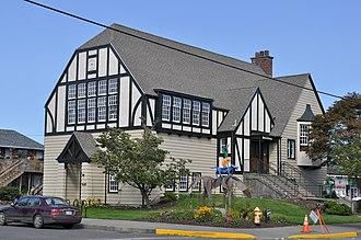 Raymond, Washington - Raymond Timberland Library