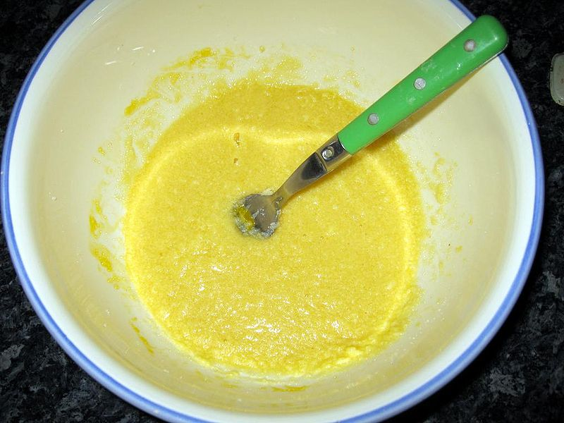 Recette Du Cake  Ef Bf Bd L Orange Et Aux Fruits Confits