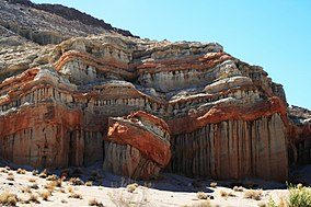 Red Rock Canyon State Park California Wikipedia
