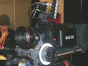 red digital cinema camera company � Википедия
