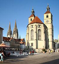 Regensburg Neupfarrplatz 06 2006.jpg